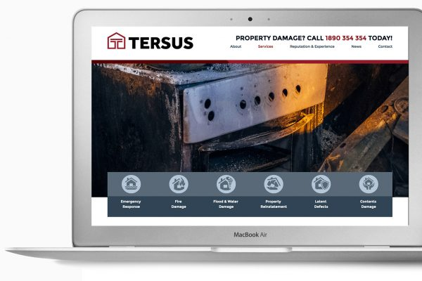 New Tersus website going live!