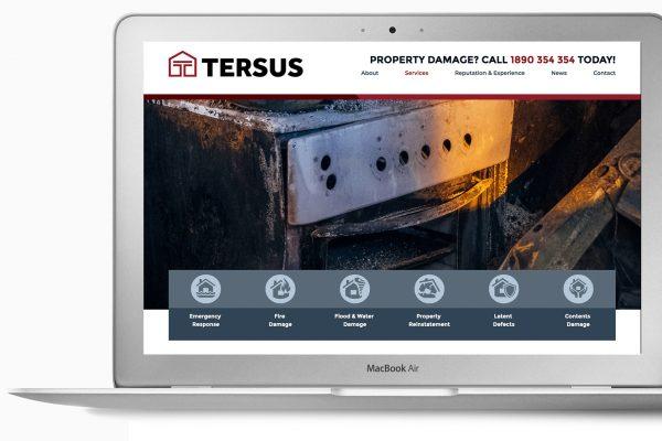 New Tersus website going live!