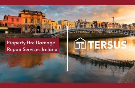 fire damage and restoration ireland