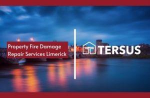 fire damage repair and restoration limerick